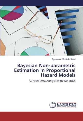 Bayesian Non-parametric Estimation in Proportional Hazard Models: Survival Data Analysis with WinBUGS