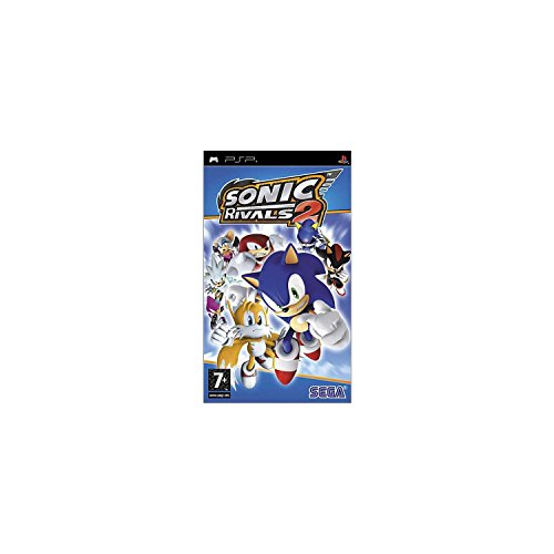 sonic rivals 2 - collection essentiels [sony psp]