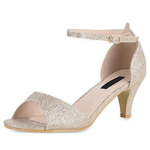 SCARPE VITA Dames Sandalen Strappy Partij Schoenen Stilet Hakken Elegant Schitteren Uitgaansschoenen