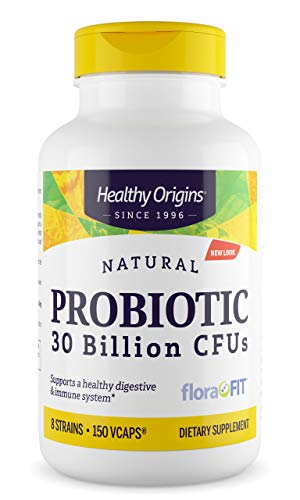 Probióticos, de 30 mil millones de UFC, 150 vcaps - Healthy Origins