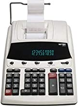 $104 » VCT12304 - Victor 1230-4 Fluorescent Display Printing Calculator