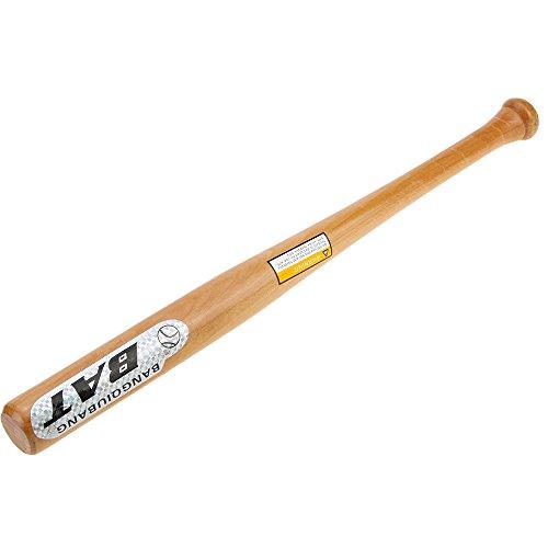 Docooler 25Zoll Baseballschläger/Softball Schläger, Material: Holz