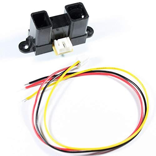 Sharp GP2Y0A21YK0F, 20 – 150 cm, Distancia Sensor/Medidor de Distancia con conexión, por Ejemplo para Arduino