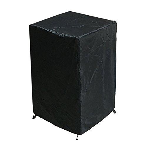 Awnic Schutzhülle für Gartenstühle Stapelstühle Abdeckung Wasserdicht Winddichte Schnalle 68X68X110cm