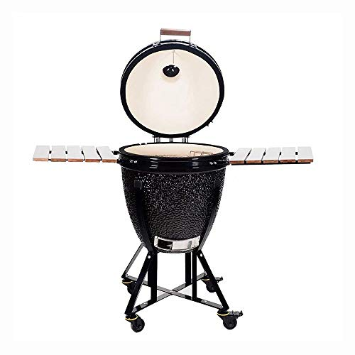 The Bastard Large Complete Kamado Barbecue 57 cm