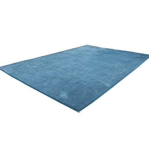 Voetmat, slaapkamertapijt, woonkamertapijt, Nordic normale lak-super zacht tapijt, salontafel, nachtkastje, rechthoekig, eenvoudig, modern tapijt, 120 x 160 cm, super absorberend, geen pluisjes