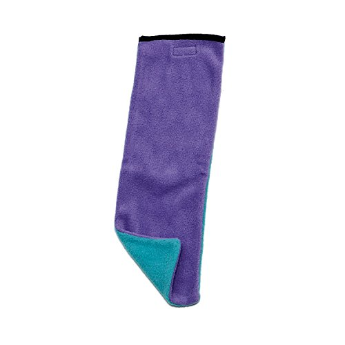MidWest Homes for Pets Ferret Nation Ramp Cover for Ferret Nation & Critter Nation Small Animal Cages   Ramp Measures 18.25L x 5.5W - Inches, Purple/Teal (NA-RC1)