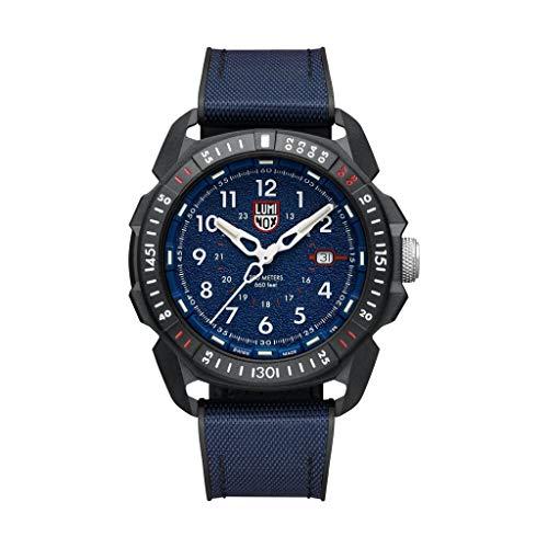 Luminox Land Ice-SAR Artic 1003.ICE - Reloj de pulsera (46 mm), color azul marino