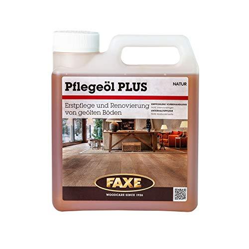 Faxe Pflegeöl Plus natur 1 Liter für geölte Holzböden