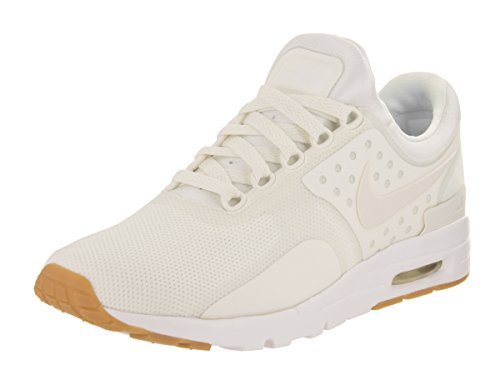 Nike - W Air MAX Zero - 857661105 - El Color Blanco - Talla: 37.5
