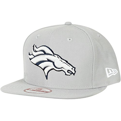 New Era 9Fifty Snapback Cap - NFL Denver Broncos grau