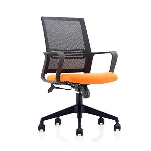 DALIBAI Rotating Lift Work Chair Armrests Mesh Work Chair, Ergonomic Home Mesh Office Chair