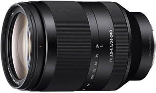 Sony FE 24-240mm f/3.5-6.3 OSS Lens, Black