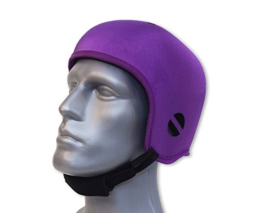 Opti-Cool Headgear Soft Protective Helmet (X-Small 19-20.25 inches, Purple)