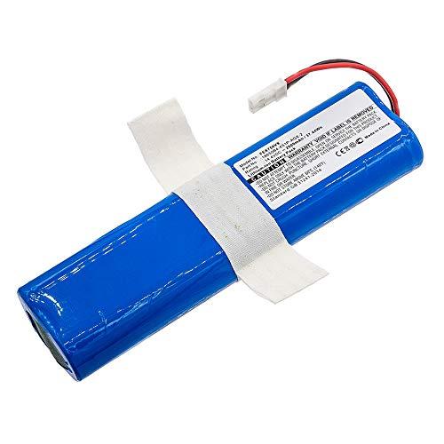 subtel Batteria Premium (14.4V, 2600mAh, Li-Ion) Compatibile con ILIFE V3s PRO V50 V5s PRO V8s X750-18650B4-4S1P-AGX-2 Batterie di Ricambio, accu Sostituzione Strumento, sostituto
