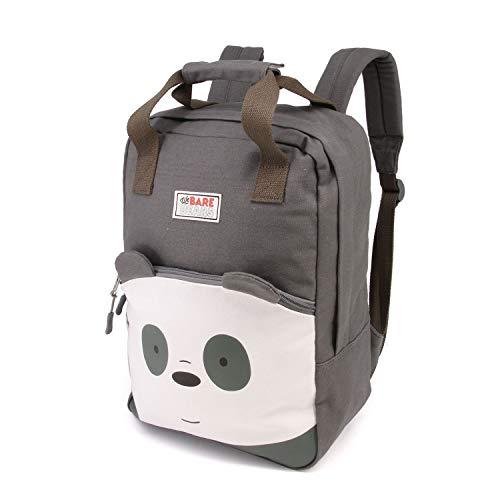 Karactermania Somos Osos Panda - Mochila Dash, Negro