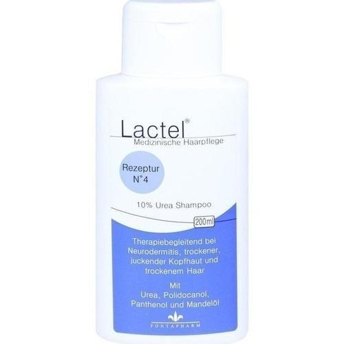 LACTEL NR4 TROCK JUCK KOPF 200ml Shampoo PZN:2859005