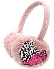 Gifts Treat Orejeras Orejeras para niña en diseño lindo y felpa