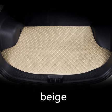 Raraso benutzerdefinierte Auto Kofferraummatte für Jaguar XF XE XJL XJ6 XJ6L E-PACE F-PACE F-Type Marke Firma weiche Autozubehör Fußmatten für Autos