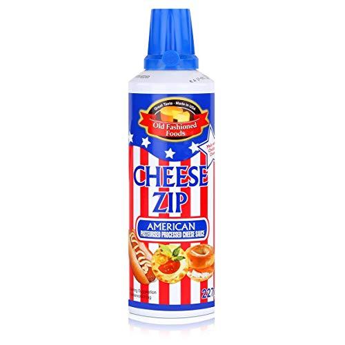 Amerikanischer Sprühkäse 227g mit 35% Cheddarkäse