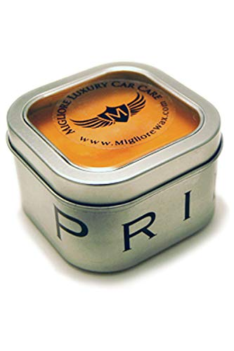 Migliore Primo: A Premium Concours Show Car Carnauba Wax