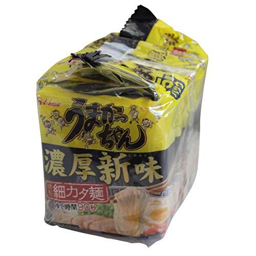 うまかっちゃん 濃厚新味とんこつ 5食 九州の味ラーメン 即席とんこつラーメン