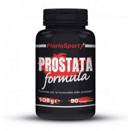 FlorioSport, Prostata Formula, 90 cpr. Saw Palmetto Serenoa Repens