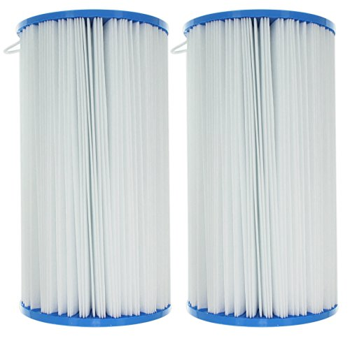 2 Guardian Pool Spa Filter Replaces : Unicel C-5601 Jacuzzi Aero Caressa Fc-1330 Pjw-23 C5601
