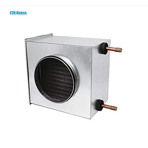 Warmwasser Heizregister Rohrheizung Wärmetauscher NW 160-400 (NW 160)