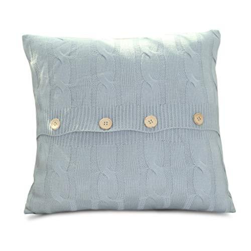 WLLLO Sleepers Simple Moderne appuie-tête Sleepers Belles Housses de Coussin de canapé Nordic Living Room, Un