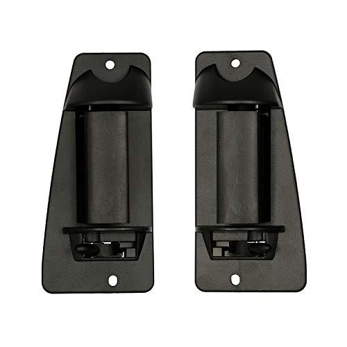 04 silverado rear door handle - 1