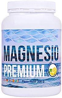 Magnesio - Magnesio en Polvo con Vitaminas para facilitar la absorción
