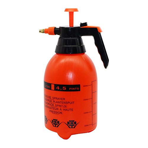 Joywayus 68oz Garden Pump Sprayer Portable Yard & Lawn Sprayer for Spraying Weeds/Watering/Home Cleaning/Car Washing 0.5 Gallon
