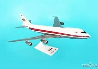 飛行ミニチュアLP1510O TWAボーイングB747 1-250