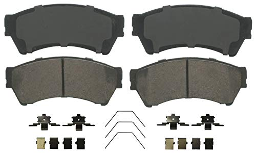 Wagner QuickStop ZD1164 Ceramic Disc Brake Pad Set