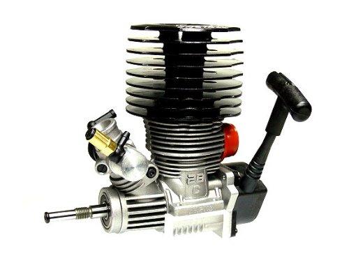 Xiangtat Racing S30 Sh-28 Hsp Rc Model Engines 4.57cc Black 28 Nitro Engine 4.57cc Rc 1:8 Car Buggy Truck Truggy