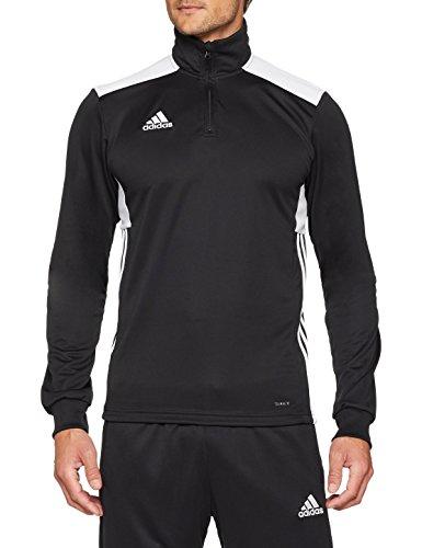 adidas Herren Regista 18 Trainingstop, Black/White, M