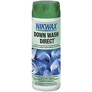 Nikwax Down Wash Direct Technical Cleaner - White, 100 ml