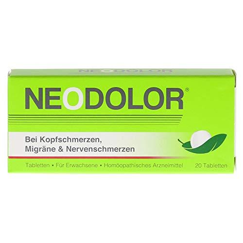 NEODOLOR Tabletten 20 St