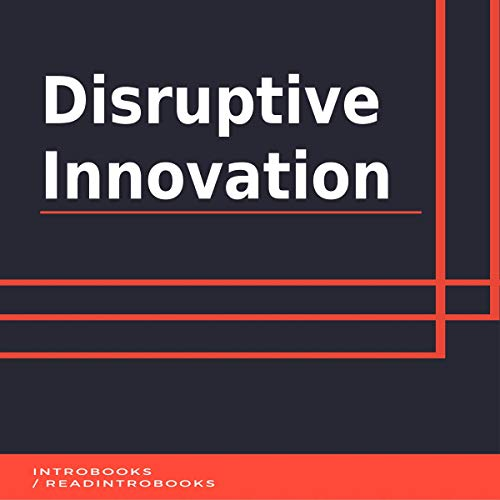 Couverture de Disruptive Innovation