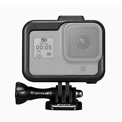 no brand pour GoPro caméra de Sport Housse de Protection LCE for GoPro Max Double Objectif Caps Case + Etui de Protection du Corps (Noir) (Couleur : Noir)