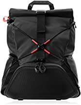 """OMEN Transceptor 15.6"""" Gaming Laptop Roll Top Backpack, USB Charging Port. Water-Resistant, RFID-Blocking Pocket, Padded Straps, Luggage Sleeve, 25L (7MT83AA)"""