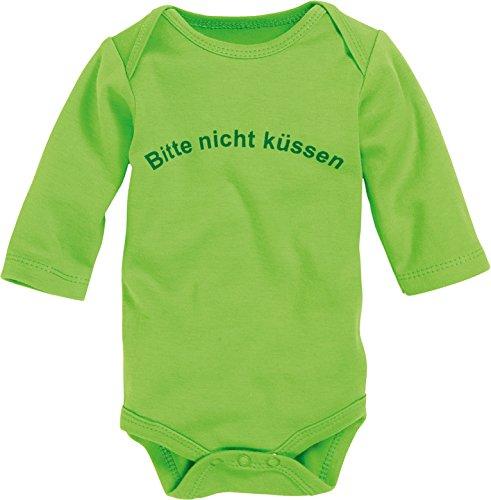 Playshoes GmbH Body 1/1-Arm 'Bitte nicht küssen'