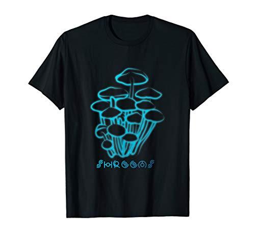 Magic Mushroom Zauberpilz Pilze Psychedelic Shirt