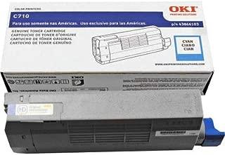 OKI43866103 - Oki Original Toner Cartridge