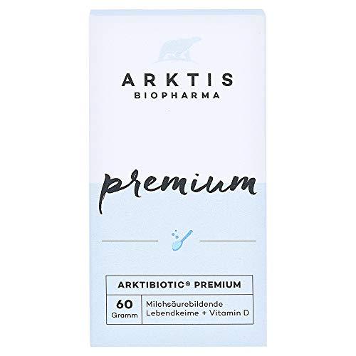 ARKTIS Arktibiotic premium Pulver 60 Gramm