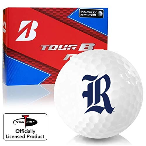 Sale!! Bridgestone Tour B RXS Rice Owls Golf Balls
