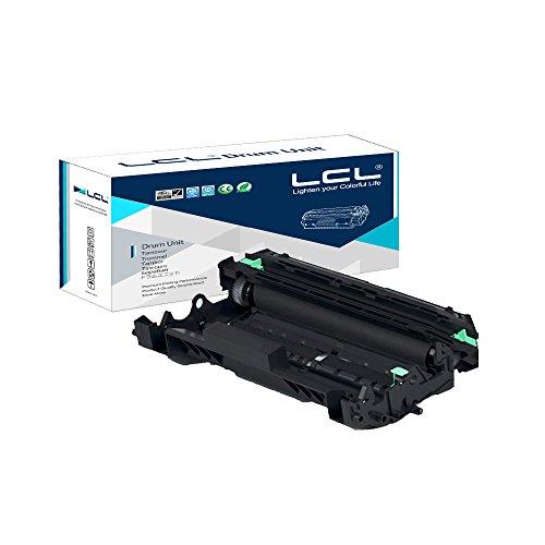 LCL Kompatibel Trommel DR3300 DR-3300 DR3325 High Yield (1 Schwarz) per Brother DCP-8110DN HL-5440D HL-5450DN HL-5470DN DWT HL-6180DUW DWT HL5445D MFC-8510DN MFC-8710DW MFC-8810DW