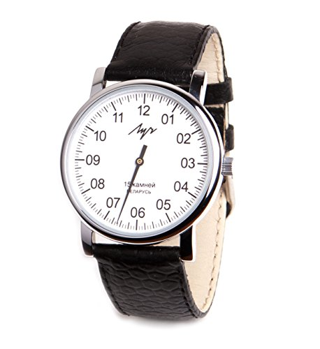 One Hand Luch Mechanical Wristwatch Men