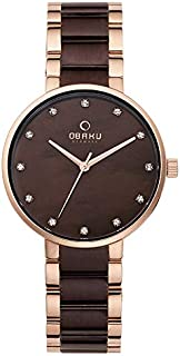 Obaku Analog Watch For Women - V189Lxvnsa